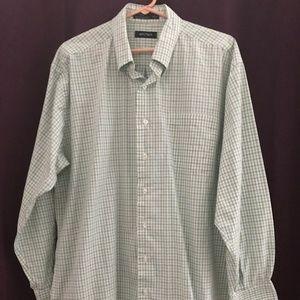 Nautica Long Sleeve Shirt Size 17-34/35 (M#206)